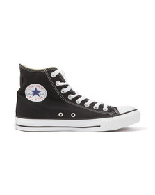 Converse Womens Black All Star Hi Trainers
