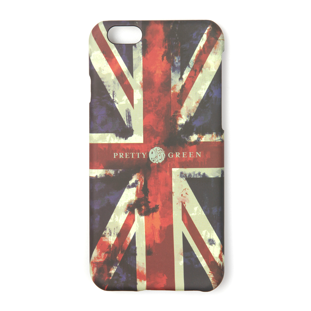 low priced 4be0a c9145 Mens Red Union Jack Iphone 6 Case
