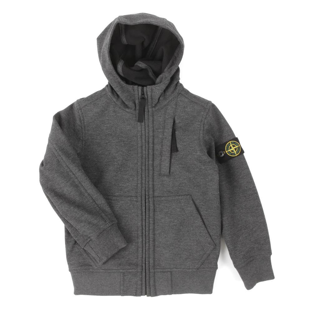 Stone Island Junior Soft Shell Jacket  ed7392b99a50