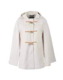 Gloverall Womens Beige Cape Jacket