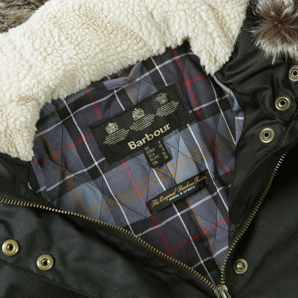 Barbour Kelsall Winter Parka main image
