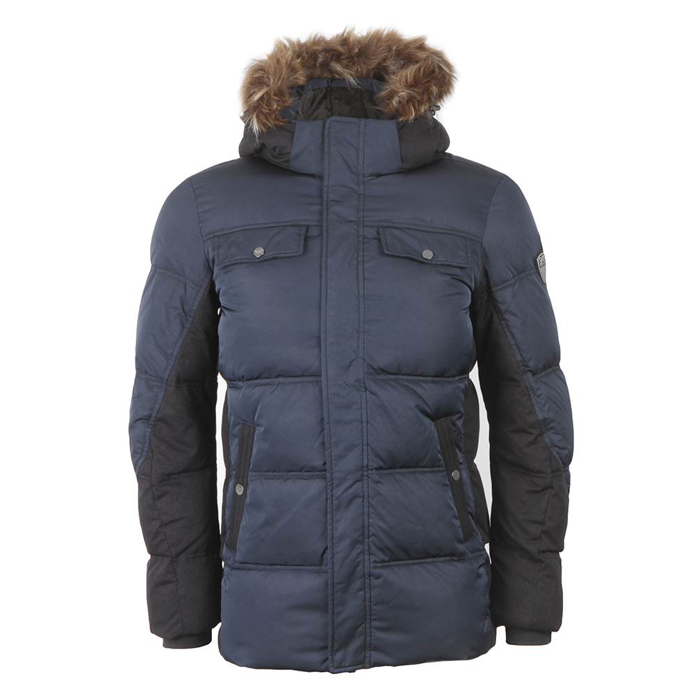 EA7 Emporio Armani Mount Private Chalet Down Jacket   Masdings 9d9fc69b231