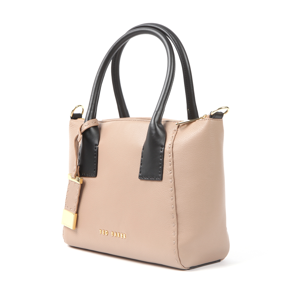 1baedb54e Ted Baker Lauren Casual Leather Small Tote Bag