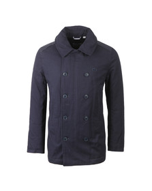 Lacoste Mens Blue Jacket BH1525