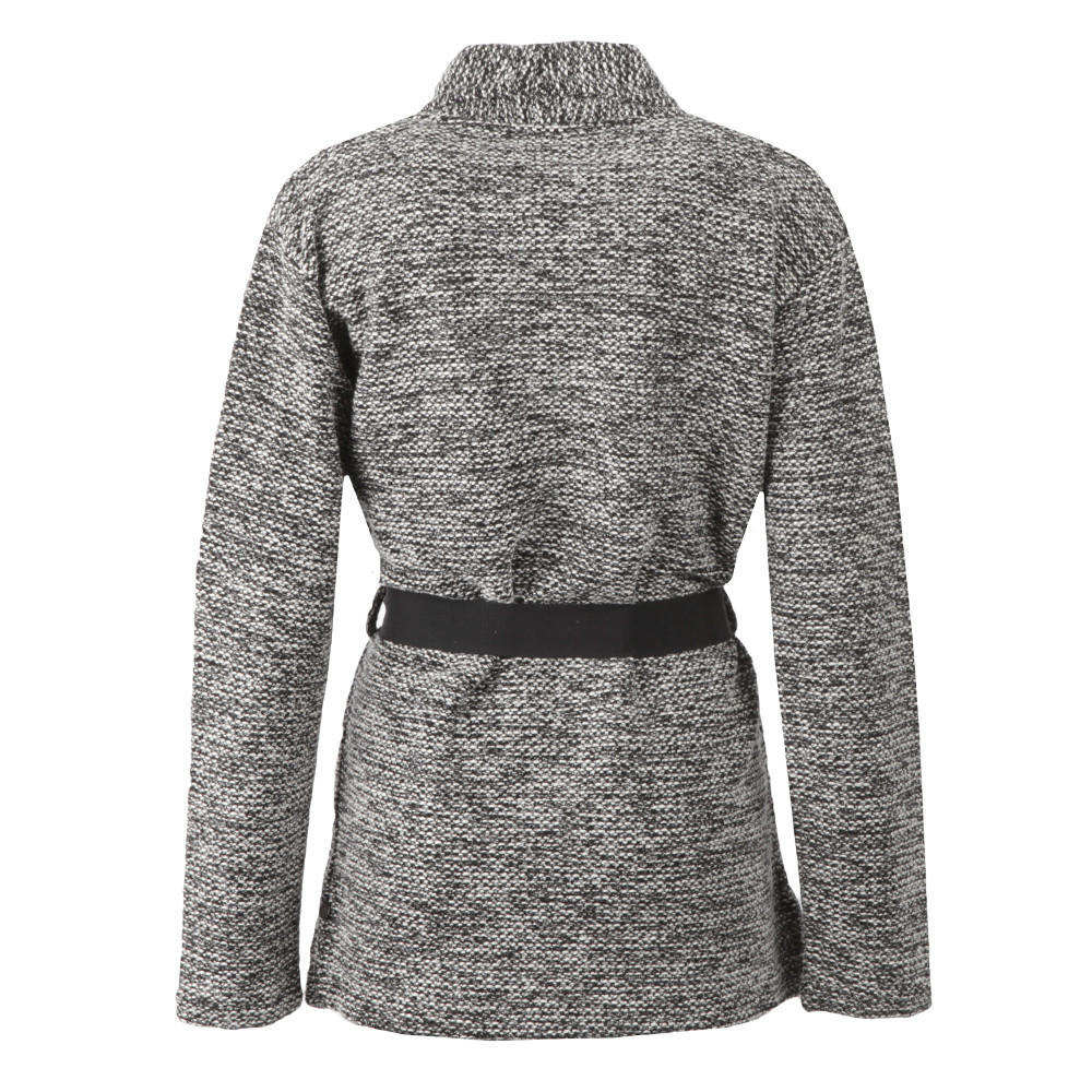 Wrapover Blazer With A Belt main image