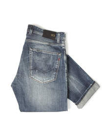 Replay Mens Blue Replay 901 Jeans