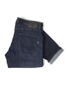 Replay Mens Blue Anbass Slim Jean