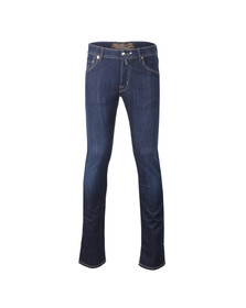 Jacob Cohen Mens Blue J622 Regular Jean