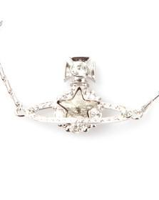 Vivienne Westwood Womens Silver Astrid Bracelet