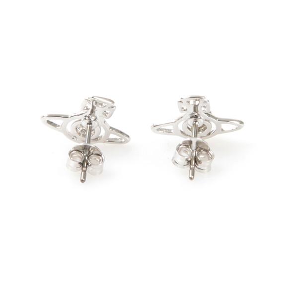 Vivienne Westwood Womens Silver Nora Earrings main image