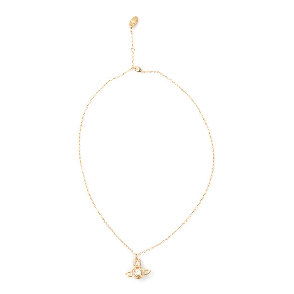 Vivienne Westwood Womens Gold Nora Pendant main image