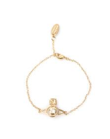 Vivienne Westwood Womens Gold Nora Bracelet