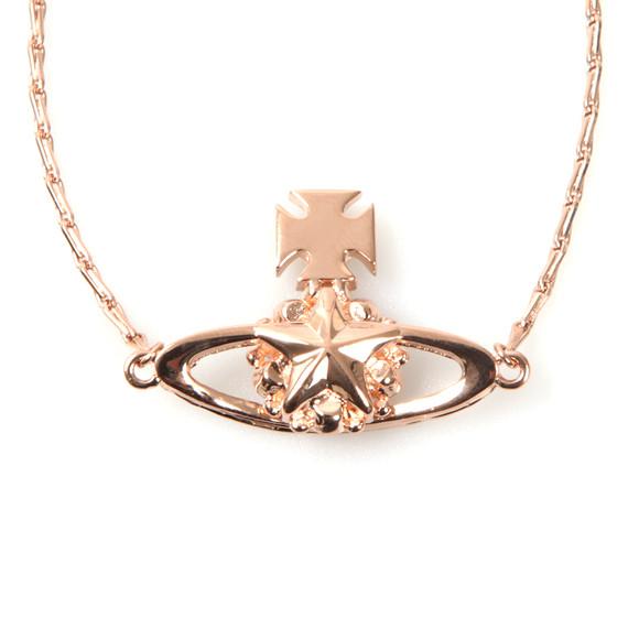 Vivienne Westwood Womens Pink Astrid Bracelet main image
