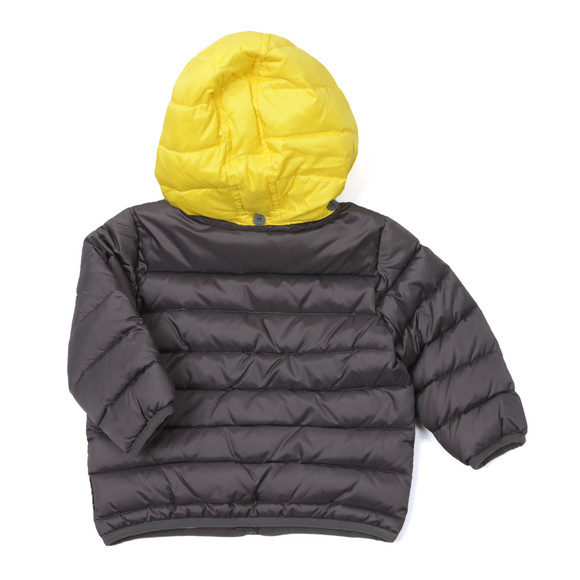 Armani Baby Boys Grey BDL03 Down Jacket main image