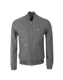 Lacoste Live Mens Grey BH1280 Jacket