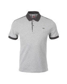Lacoste Live Mens Grey PH7863 Polo Shirt