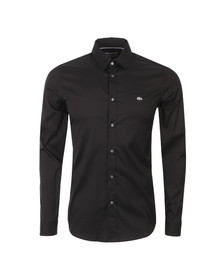 Lacoste Mens Black CH2561 Shirt