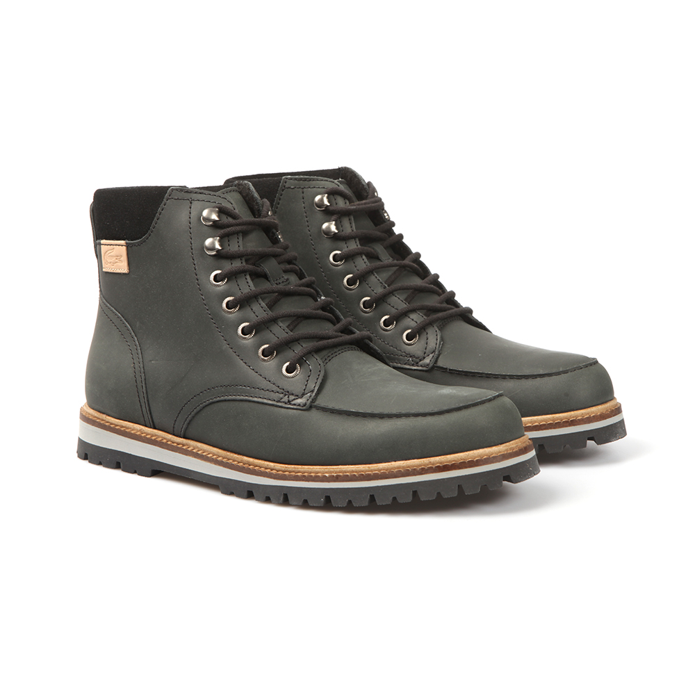code promo 0b997 6620f Mens Black 30SRM0017024 Montbard Boot