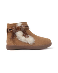 Ugg Girls Brown Libbie Boot