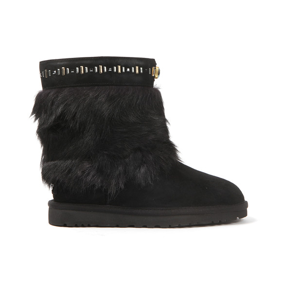Ugg Womens Black Vilet Boot main image