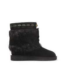 Ugg Womens Black Vilet Boot
