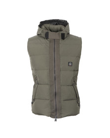 Duck & Cover Mens Grey Project Gilet
