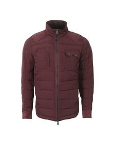 Duck & Cover Mens Red Decode Jacket