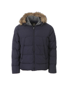 Duck & Cover Mens Blue Parade Jacket