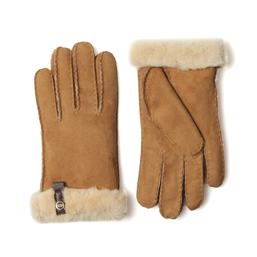Tenney Glove With Leather Trim main image