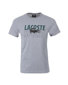 Lacoste Sport Mens Blue T-Shirt TH1391