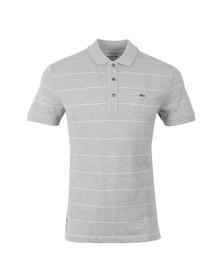 Lacoste Mens Grey Polo Shirt PH2152