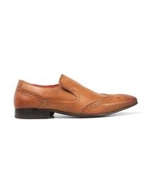 Base London Mens Brown Pocket Shoe
