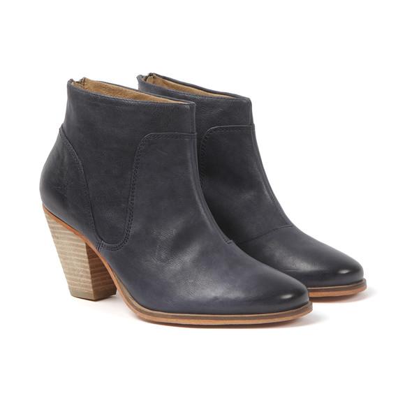 J Shoes Womens Blue Belgrave Ankle Boot main image