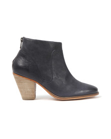 J Shoes Womens Blue Belgrave Ankle Boot