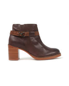 J Shoes Womens Brown Bayswater Boot