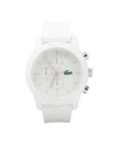 Lacoste Mens White 2010823 Watch