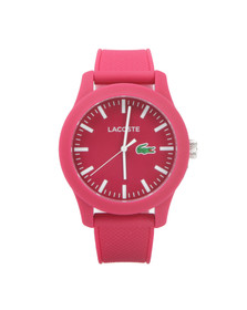 Lacoste Mens Pink L1212 Watch