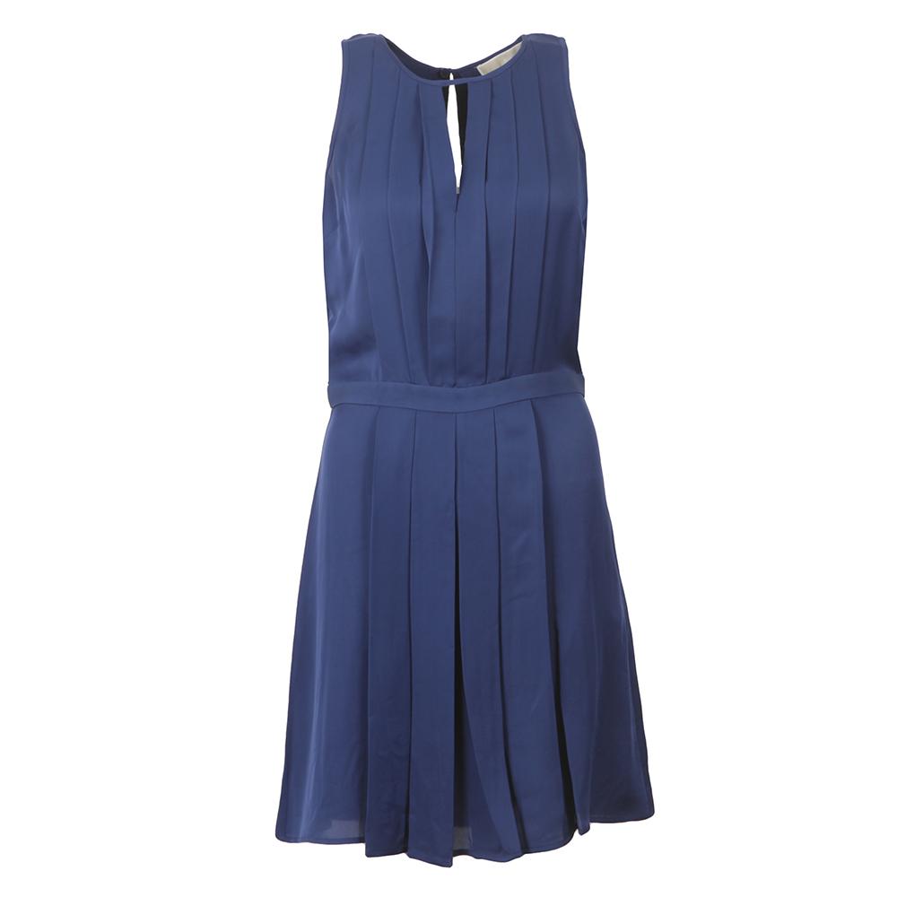 Pleated A Line Dress main image