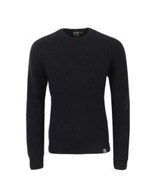 Carhartt Mens Blue Rib Sweater