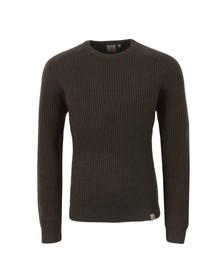Carhartt Mens Brown Rib Sweater