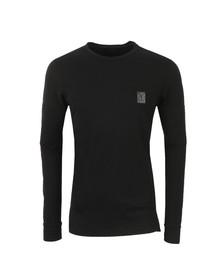 Religion Mens Black Koll Sweatshirt