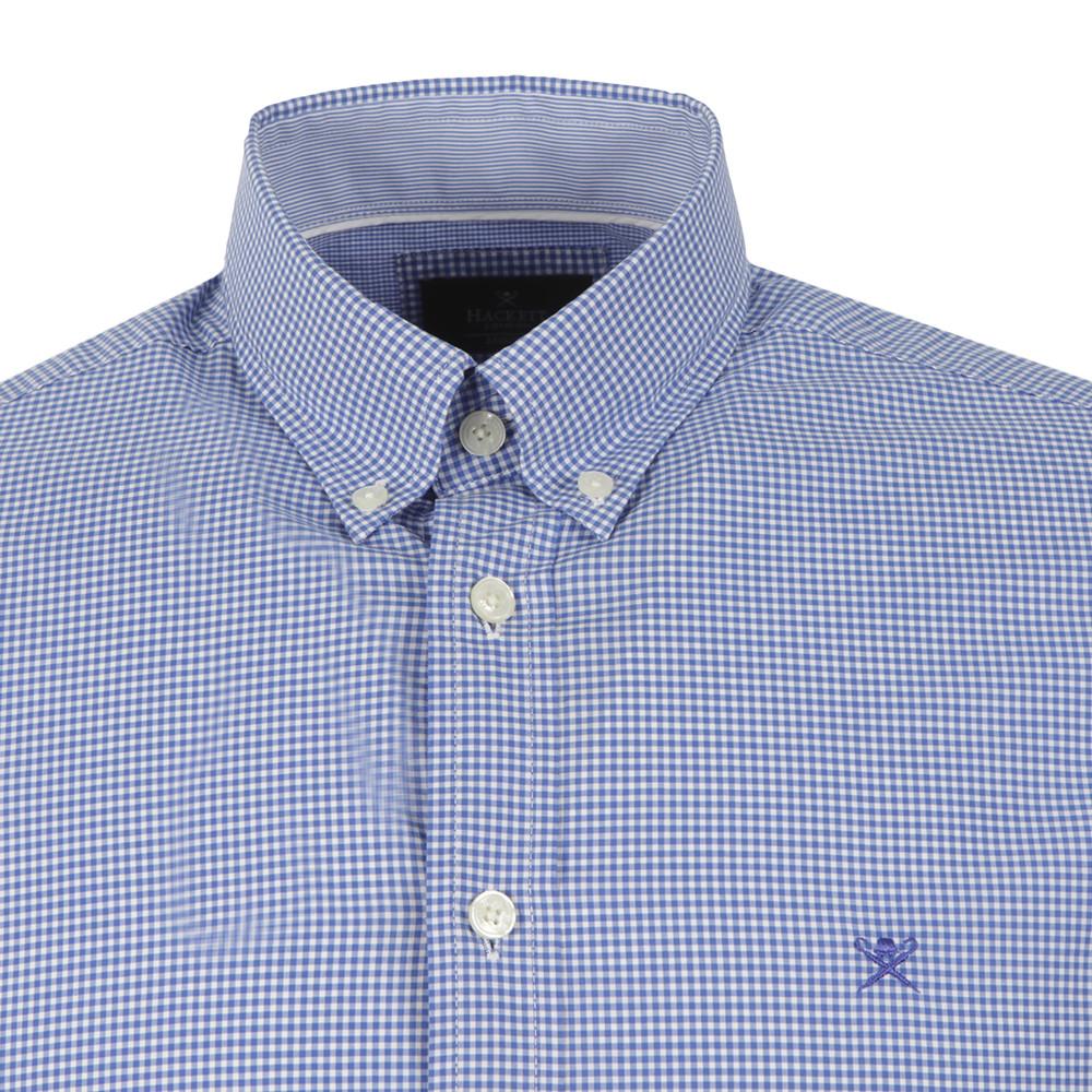 L/S Gingham Multi Trim Shirt main image