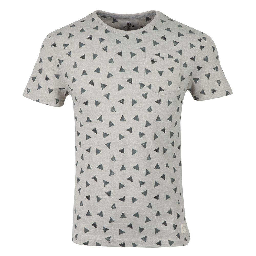 AOP Triangle Print T-Shirt main image