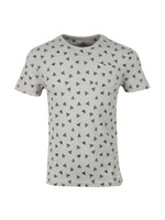 AOP Triangle Print T-Shirt