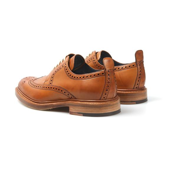 Barker Mens Brown Bailey Shoe main image