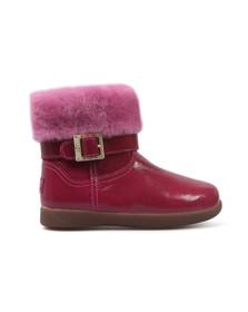 Ugg Girls Pink Gemma Boot