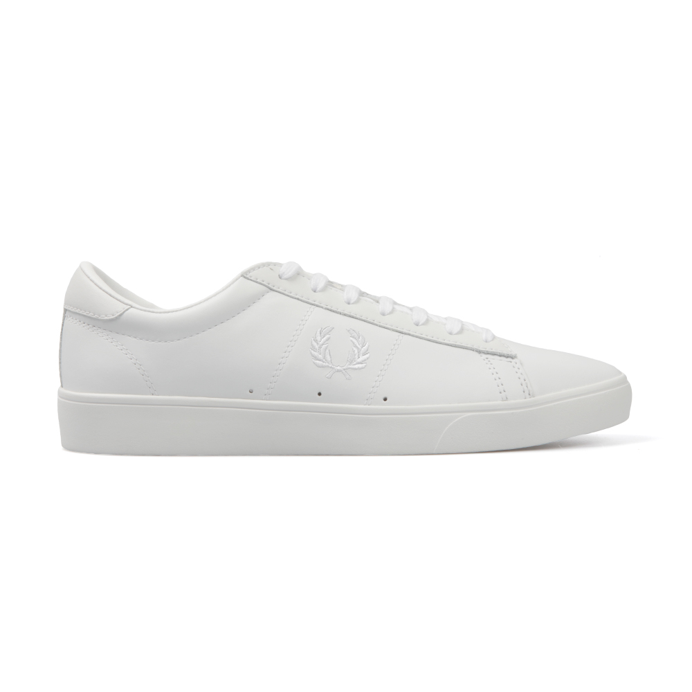 Spencer Leather Trainers main image