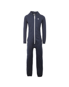 Onepiece Unisex Blue Mono Jumpsuit