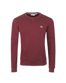 Lacoste Sport Mens Red SH7613 Sweatshirt