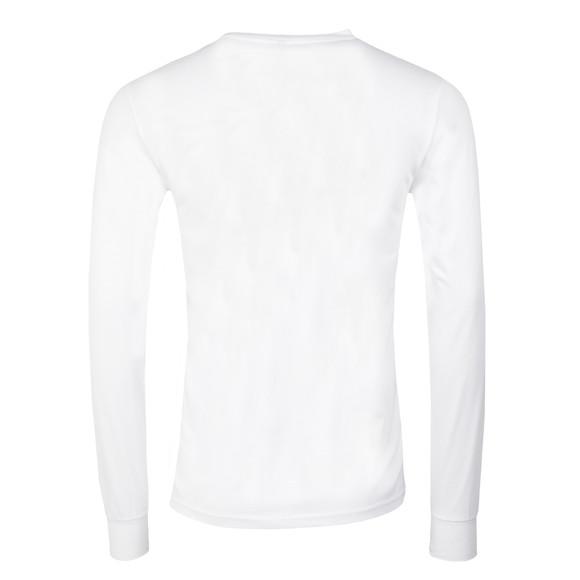 Ellesse Mens White Bianchi Long Sleeve T Shirt main image
